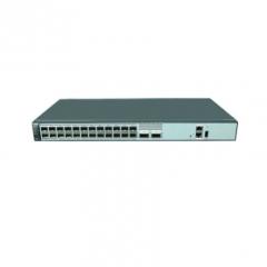 华为(HUAWEI)S6720S-26Q-LI-24S-AC 24口万兆光口企业级以太网络汇聚交换机 Z10007 WL.250