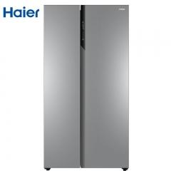 海尔 BCD-527WDPC 变频大容量 对开门冰箱 银色 527升 DQ.1664