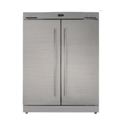 康宝 XDR640-F1A 商用立式全锈钢双门大型高温食具消毒碗柜 586L CF.1039