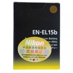 尼康(Nikon)EN-EL15b原装电池 适用D810/Z7/D750/D500/D7200/Z6 原装电池  ZX.466