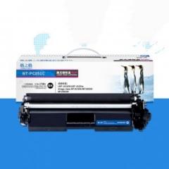 格之格 G&G NT-PC051C 黑色碳粉盒 (适用佳能crg-051粉盒LBP162dw激光打印机LBP-161dw墨盒mf269dw碳粉mf266dn)HC.1626