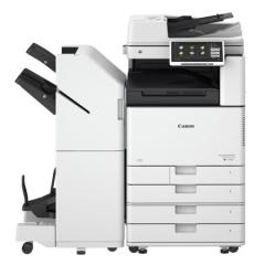 佳能(Canon)iR-ADV DX C3730 A3幅面 彩色数码复合机 含自动双面输稿器+工作台+三路出纸+鞍式装订 FY.319