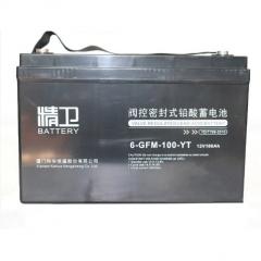 科华 6-GFM-100-YT 蓄电池 12V100AH   WL.767