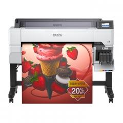 爱普生 Epson SureColore T5485D 大幅面彩色喷墨打印机 DY.360