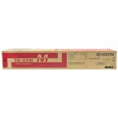 京瓷(KYOCERA)TK-8318M 红色墨粉盒 TASKalfa 2550ci HC.1648