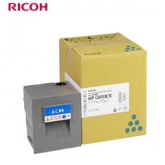 理光 MPC8003C型 蓝色 碳粉盒  HC.1663