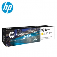 惠普(HP) 993X黄色墨盒 (适用 750dn/dw 772dn/dw 772zt 777hc) (约16000页)  HC.1665