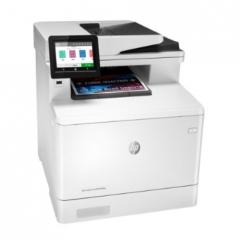 惠普(HP)Color LaserJet Pro MFP M479dw A4幅面 彩色激光多功能一体机  DY.392