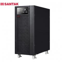山特(SANTAK)C6K ups不间断电源在线式稳压6KVA/5.4KW液晶屏C6K  WL.786