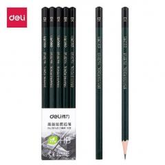 得力 58160 简易包装 HB铅笔 BG.510