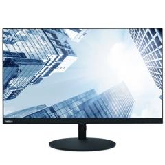 联想(Lenovo)27英寸 4K高清窄边框 全功能USB Type-C 电脑显示器(DP/HDMI接口)T27p-10  PC.2323