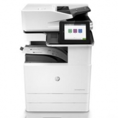 惠普(HP) E72525dn 黑白激光数码复合机 A3幅面(打印/复印/扫描)标配自动双面输稿器 双面器 标配二纸盒   FY.329
