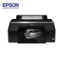 爱普生(EPSON)SureColor P5080 A2+大幅面照片打印机 海报写真彩色打印机 (高精度 支持厚纸) DY.340