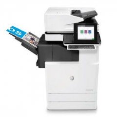 惠普(HP)Color LaserJet Managed Flow MFP E87640z 彩色复合机 FY.333