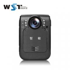 智敏科技(WST)DSJ-C5执法记录仪 3600万像素 1296P高清红外夜视 激光定位 现场记录仪 64G ZX.467