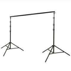 金贝(JINBEI)JB11-3200FPG 摄影棚背景架 影棚器材 高2.8米*宽3.2米 可伸缩  ZX.468