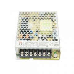 台湾明纬电源LRS直流12V开关电源LED 100W变压器 LRS-100-12   JC.1538