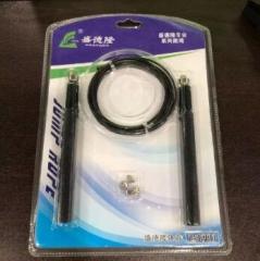 盛德隆 6801 跳绳 金属手柄 钢丝绳 2条/组 TY.1311
