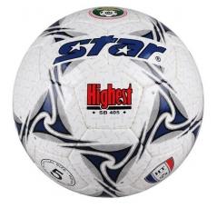世达(star)耐磨 PU 手缝 5号 比赛用 足球 SB405 TY.1324