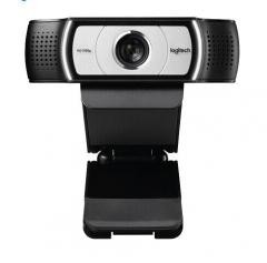 罗技(Logitech)C930c高清摄像头1080P电脑网络USB PJ.743