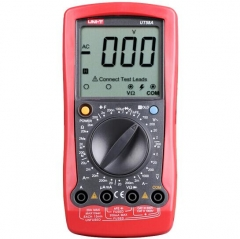优利德(UNI-T)UT58A 大屏数字万用表 万能表 电工表 多用表 JC.1547