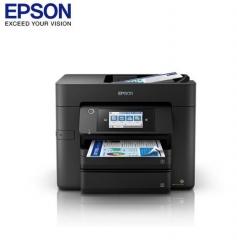 爱普生(EPSON)WF-4838 彩色喷墨商务多功能一体机 双面打印/复印/扫描/传真 DY.343