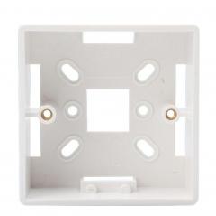 正泰 塑料明盒(白色) NEH1-201 JC.1549