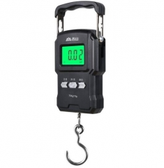 香山手提秤便携式电子秤弹簧秤高精度75kg JC.1566