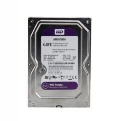 海康威视(HIKVISION)6TB 硬盘 WD61PURX PJ.752