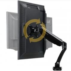 乐歌(Loctek)液晶电脑显示器支架 桌面底座旋转升降伸缩架 高清显示器支架臂D5 IT.1372