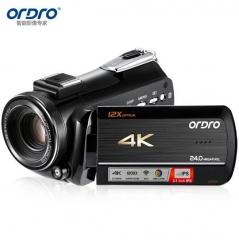 欧达(ORDRO)AC5高清数码4K摄像机DV专业摄录一体机标配 ZX.477