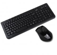 得力 3729 无线键鼠套装(黑色) PJ.771