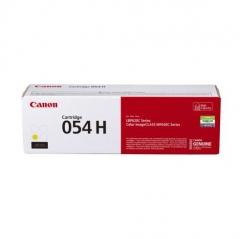佳能(Canon)高容黄色硒鼓CRG054H Y(适用MF645Cx/MF643Cdw/MF641Cdw)HC.1711