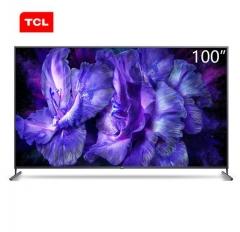 TCL智屏 100X6C 100英寸 4k超高清电视 120Hz刷新率 多分区背光 DQ.1712