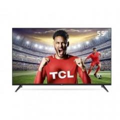 王牌(TCL)55G60 55英寸 4K超高清全面屏AI智能液晶平板电视机 DQ.1715
