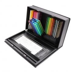 三菱彩色铅笔100色UNI-COLOR 油性涂色彩铅美术绘画手绘填色笔 JX.248