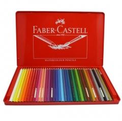 辉柏嘉(Faber-Castell) 水溶性彩铅笔 36色涂色填色彩笔绘画笔 115937 BG.573