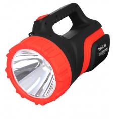 久量(DP) 大功率强光手电筒LED强光远射手电 充电式探照灯户外应急灯 7077 JC.1594