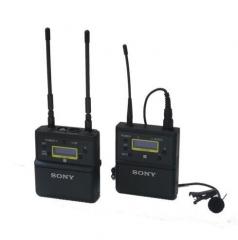 索尼(SONY)UWP-D21 无线领夹麦克风小蜜蜂 IT.1395