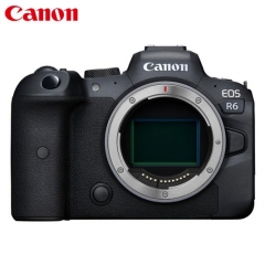佳能(Canon)EOS R6 微单机身 全画幅微单 4K视频拍摄 配合镜头实现双重8级防抖 ZX.483