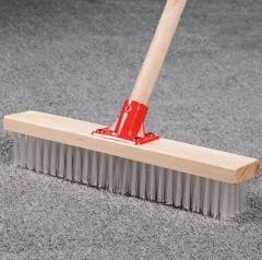 卫洋 WYS-206 地板刷硬毛长柄 清洁刷瓷砖大号浴室便池刷地面刷塑料丝40cm QJ.501