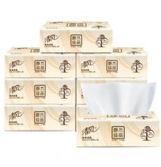 清风 抽纸AR14GSY卫生纸3层120抽20包 QJ.506