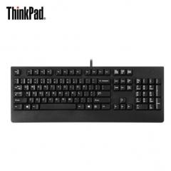 Thinkpad(联想)标准USB有线键盘 电脑键盘 4X30M86879黑色 PJ.802