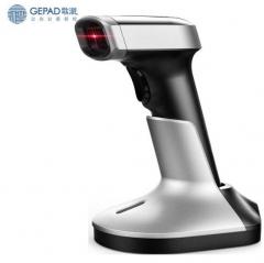 歌派(GEPAD)扫描枪 MK-802 无线一二维码扫码枪 PJ.806