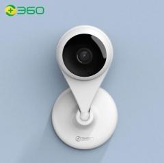 360 智能摄像机 300W小水滴5C 2K版网络wifi 高清摄像头 夜视 远程监控AC1P PJ.807