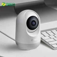 360 智能摄像头 云台版网络wifi高清红外夜视双向通话360度旋转 AI人形侦测云台乐享版 PJ.808