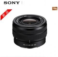 Sony/索尼 FE 28-60mm F4-5.6 全画幅标准变焦镜头(SEL2860) ZX.495