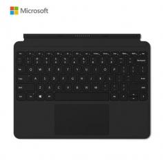 微软 Surface Go 键盘盖 典雅黑 磁吸易拆卸 聚氨酯材质 磨砂手感 键盘背光+玻璃精准式触控板 PJ.817