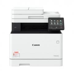 佳能(Canon) imageCLASS MF742Cdw A4幅面彩色激光多功能一体机 DY.355