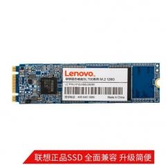 联想(Lenovo) SSD固态硬盘 128GB M.2接口(SATA总线) SL700固态宝系列 2280板型 PJ.818